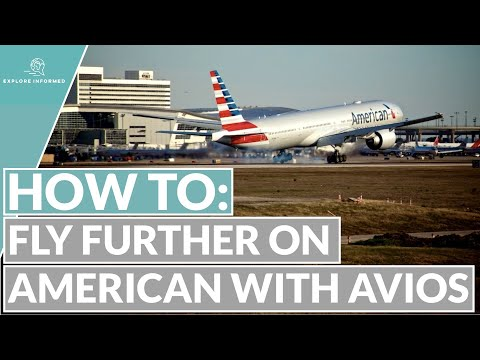 How To Use Avios To Fly On American