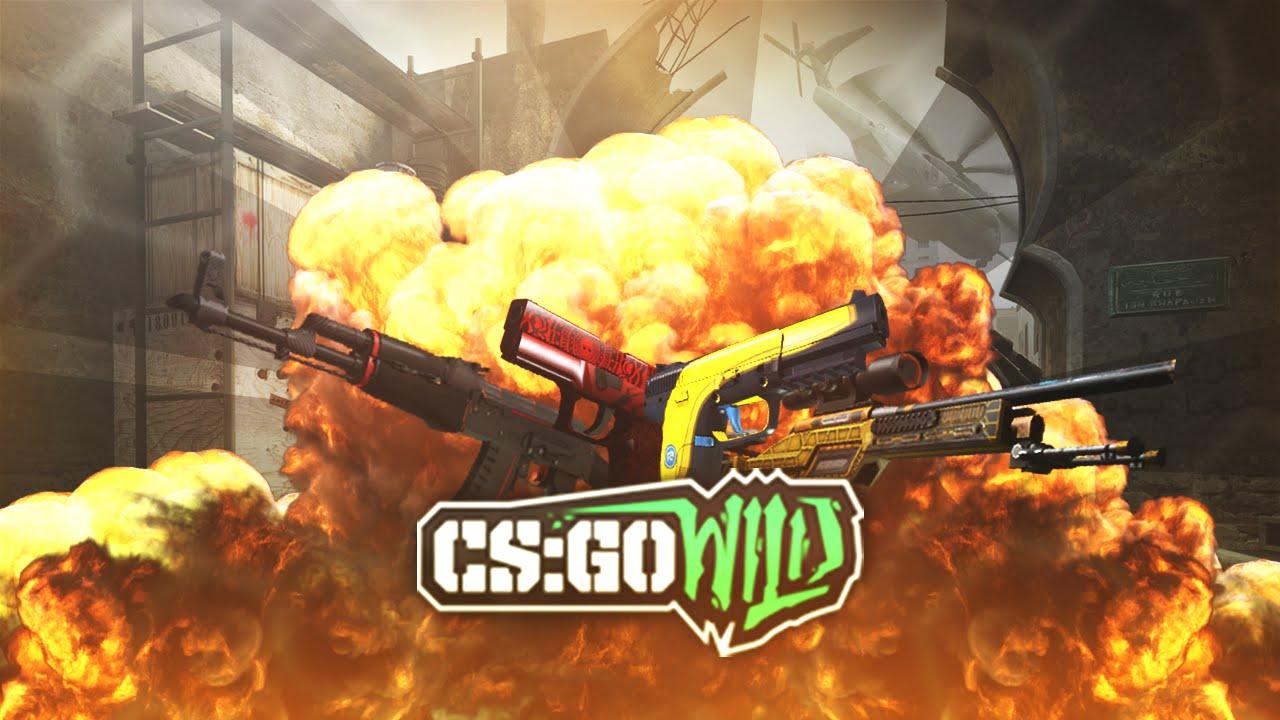 Cs Go Wild