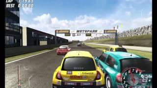 Бесплатные игры онлайн  Race Driver  Гонка на спортивных машинах, игры для детей