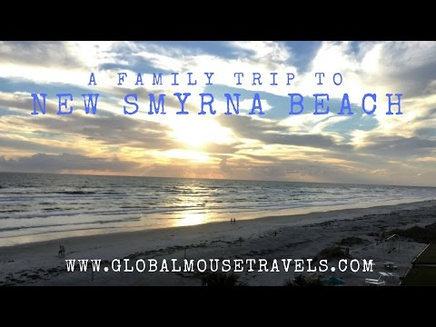 A family trip to New Smyrna beach, Florida