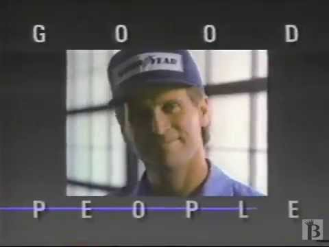Goodyear Auto Service Commercial 1991