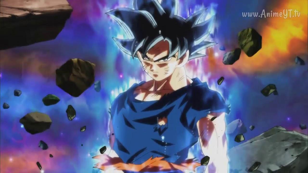 Los Mejores Fondos De Pantalla De Goku Migatte No Gokui Hd: Wallpaper Movible De Goku Migatte No Gokui Para Pc