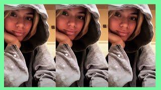 Dinah Jane's live on IG 11/09/2018