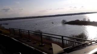 Река Ница разлив 2016год
