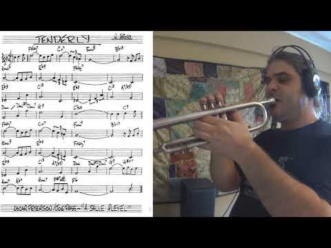 Tenderly - trumpet theme