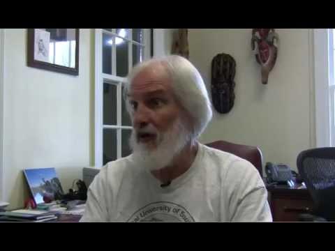 MUSC's Louis J. Guillette, Jr., Ph.D.