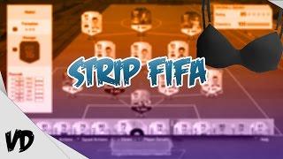 STRIP FIFA CHALLENGE ! | FIFA 16 ULTIMATE TEAM