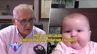 Kadınlar Neden Düşük Yapar Prof. Dr. Teksen Çamlıbel Anlattı