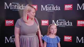 Matilda Audience Reactions Birmingham Hippodrome