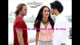 Christina Aguilera Hoy Tengo Ganas De Ti Feat Alejandro Fernandez Tłumaczenie PL [Burza]