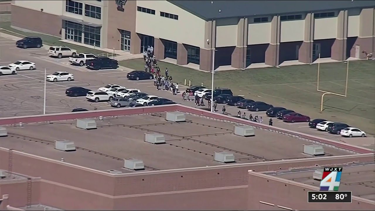 UPDATE: Student taken into custody hours after Texas school ...