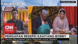 Video Persiapan Resepsi Kahiyang & Bobby - Presiden Jokowi Mantu download MP3, 3GP, MP4, WEBM, AVI, FLV Oktober 2018