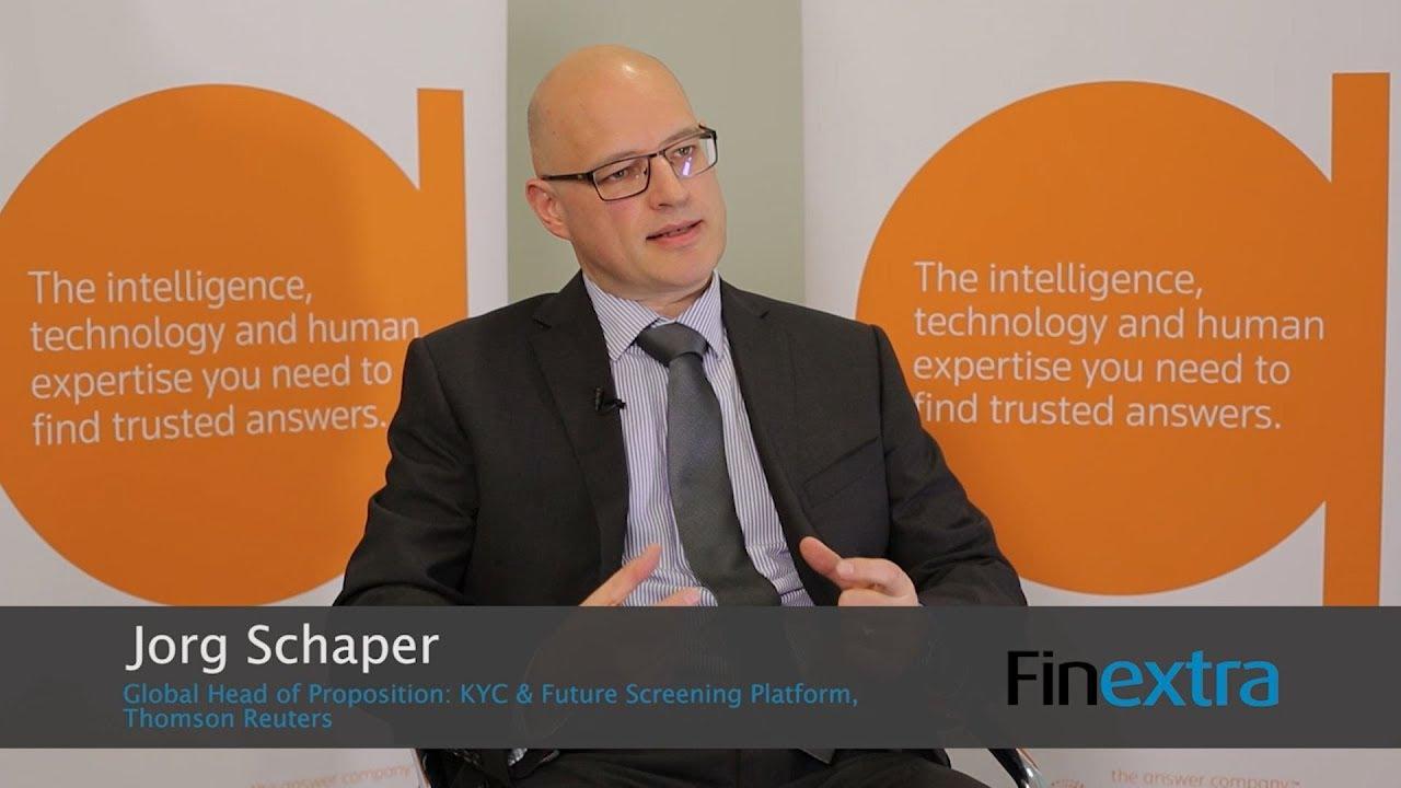 Thomson Reuters: AI augmenting compliance processes