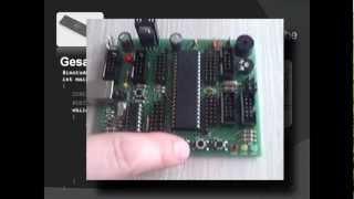 Repeat youtube video Mikrocontroller - Grundlagen (einfache Ein- / Ausgabe)