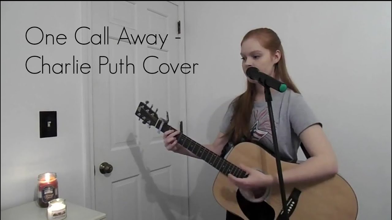 Download One Call Away - Charlie Puth Cover