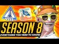 Overwatch   SEASON 8 - Everything You Need To Know