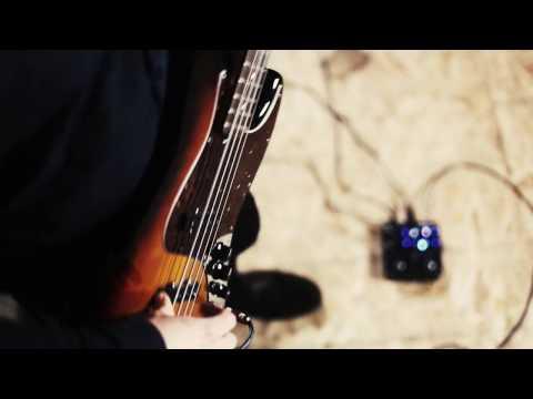 Gallien-Krueger PLEX Preamp Live Demo (Overdrive and Compression)