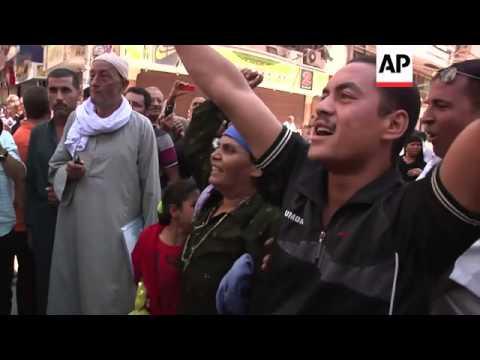 Egypt confirms 180 Islamist death sentences