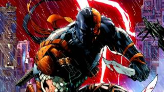 Deathstroke New Comic Book Series Annouced!