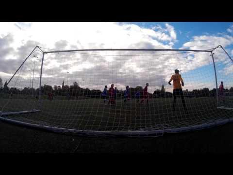IOM COE Under 16's VS Lord Derby Academy 2nd Half Part 1