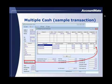 Account Mate: Simplify Your Fund Accounting