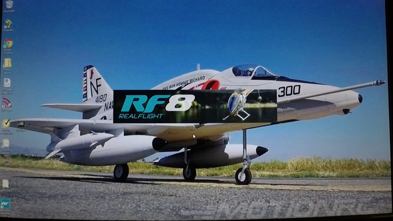 The New RF-8 and Phoenix 5 5 Quick Compare Demo