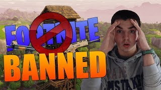 ARE GOING TO PROHIBIT FORTNITE ?!?! | *REAL*