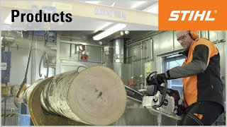 incredible not impossible the stihl carbon concept chainsaw