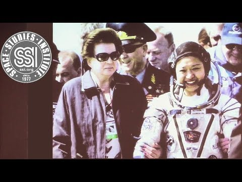 SSI 50: 09 Lunch with Astronaut Yi Soyeon
