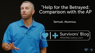 Help for the Betrayed:  Comparison with the Affair Partner