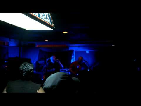 Cyst - Electro Violence (Overkill Cover) (Live @ Archie's West 8/16/14)