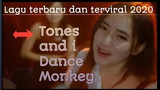 Download Tones and i  Dance Monkey . Cover by Dara ayu..