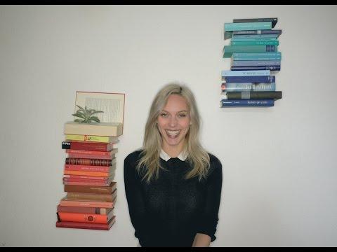 Schwebende Bücher  |  D I Y  |Jelena