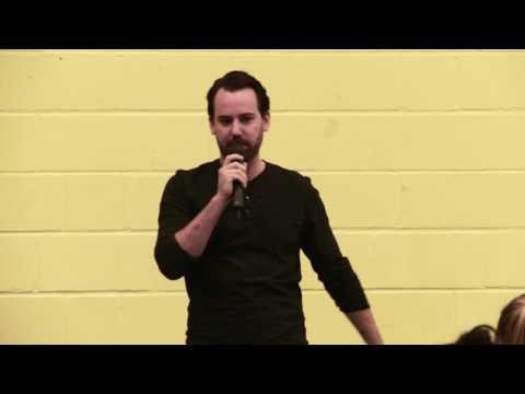 Appleby Speakers Series - Robert Macdonald