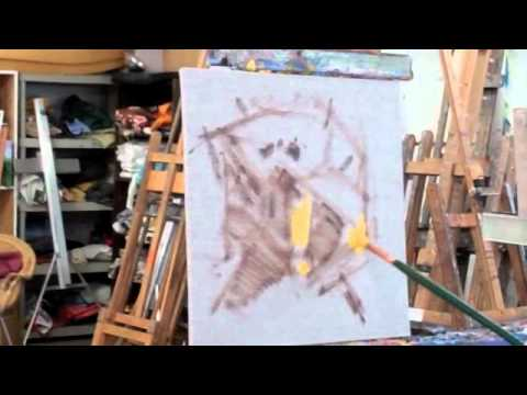 How to Paint Flowers in Oil (part 1) — The Art League School