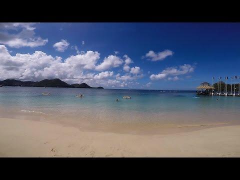 Anniversary in St. Lucia 2016