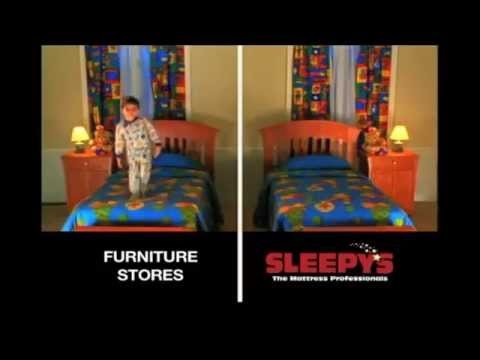 Sleepy's TV Ad: Don't Ever Jump On A Bed