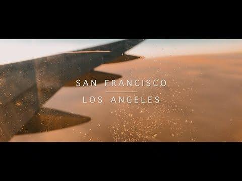 SFO & LA City | 4k Video | Shot On Iphone | By Naresh