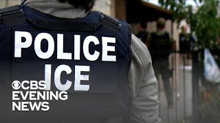ICE cracks down on undocumented immigrants with previous criminal convictions