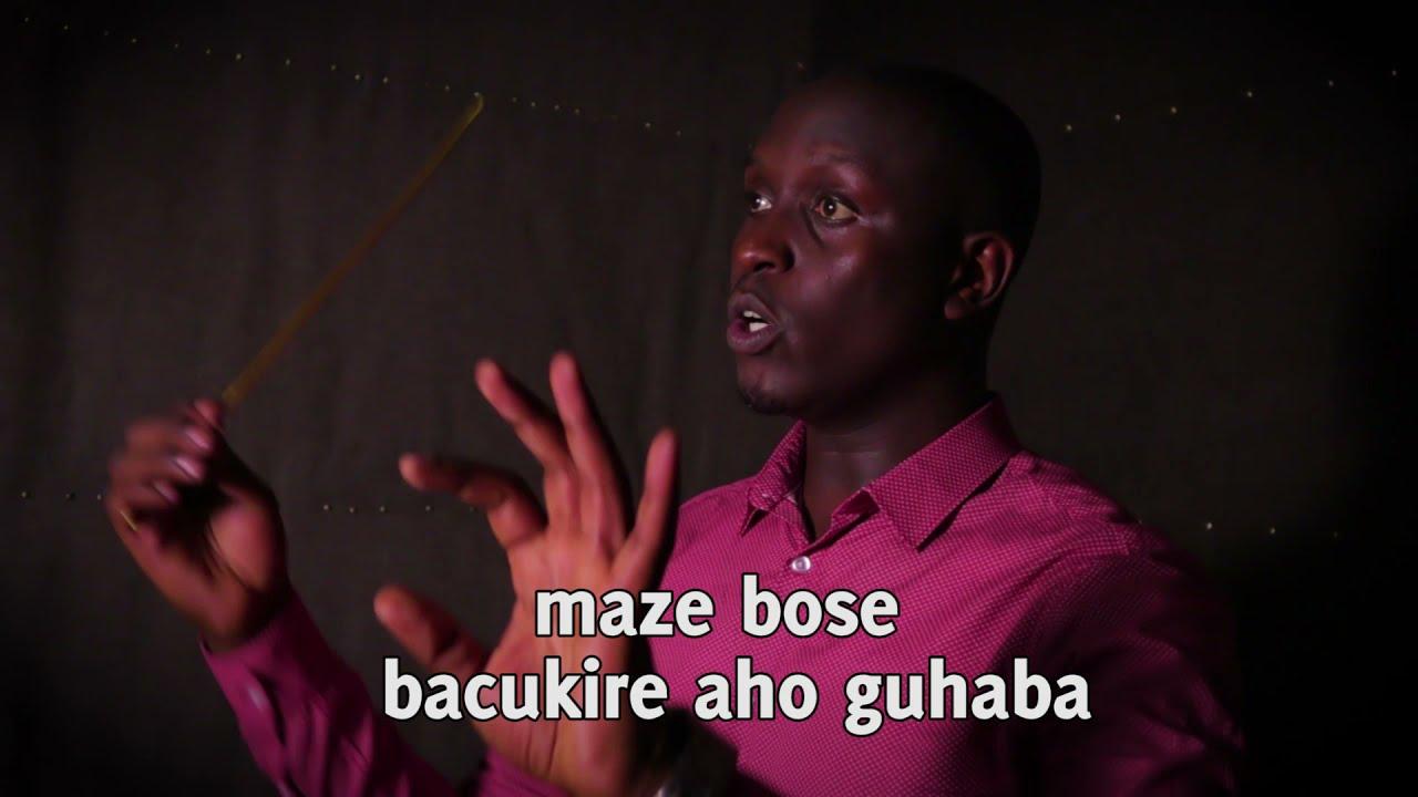 Download IJAMBO RY'UBUTWARI - Arcade IYAMBONYE (Official Video Lyrics)