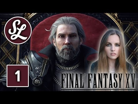 IT'S HERE | Final Fantasy XV Gameplay Walkthrough Part 1 (PS4 PRO)