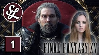 IT'S HERE | Final Fantasy XV Gameplay Walkthrough Part 1 (PS4 PRO)