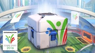 [NEW SEASONAL EVENT] Welcome to the Summer Games! | Overwatch