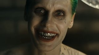 I'm just gonna hurt you really, really, BAD - The Joker (Jared Leto) (Laugh Voice) HQ