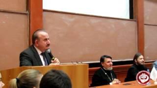 Выступление Месхи Бесариона Чохоевича ДГТУ