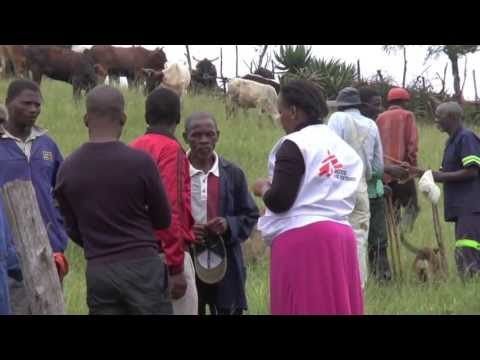 """Pt 4 - You are either """"infected"""" or """"affected"""" by HIV - Community mobilisation work"""