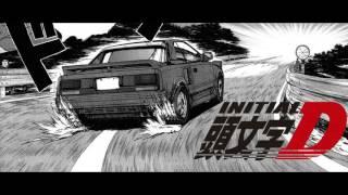 Initial D Mega Mix -  Non Stop Eurobeat 1 Hour + [Downforce Mix]