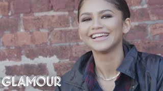 Zendaya Wants You to Behold Your Own Beauty | Glamour