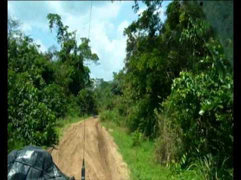 Africa Overland.Congo Brazzavile-Pioka-Kinshasa-Lubumbashi (2011)