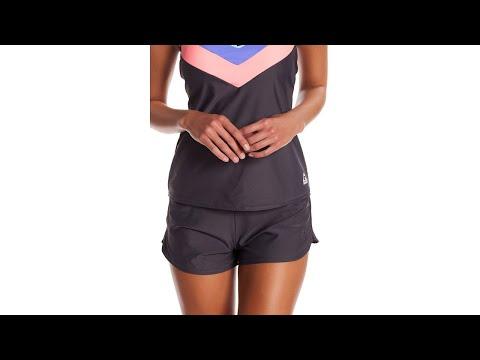 drawstring-knit-action-shorts